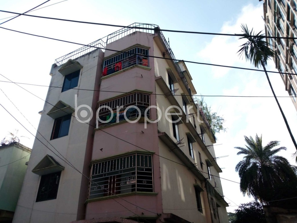 Front view - 2 Bed Apartment to Rent in Halishahar, Chattogram - 1945701