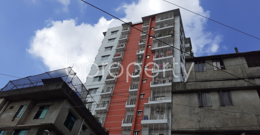 Front view - 3 Bed Apartment to Rent in Double Mooring, Chattogram - 1945756