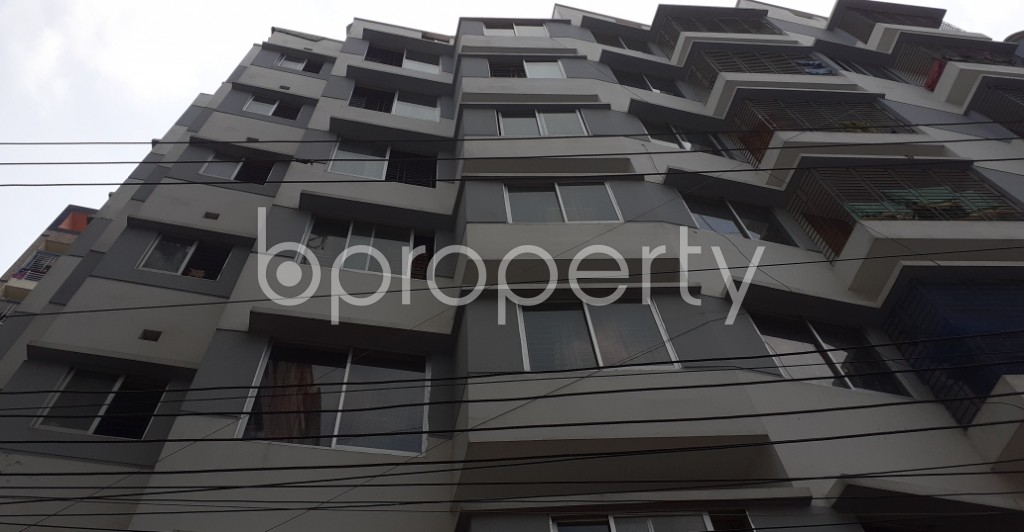Outside view - 1 Bed Apartment to Rent in Dhanmondi, Dhaka - 1945797