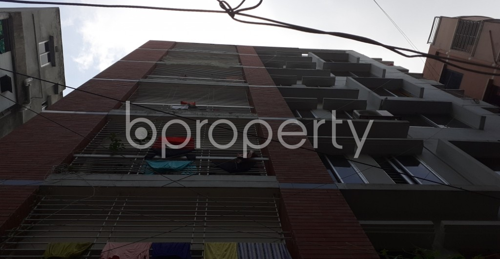 Outside view - 3 Bed Apartment to Rent in Dhanmondi, Dhaka - 1945800