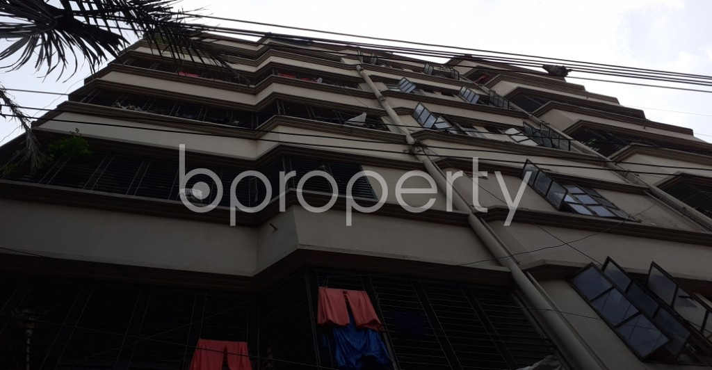 Outside view - 2 Bed Apartment to Rent in Dhanmondi, Dhaka - 1945802