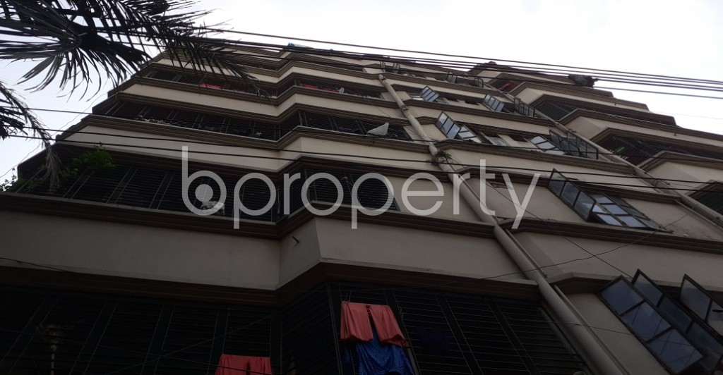 Outside view - 2 Bed Apartment to Rent in Dhanmondi, Dhaka - 1945806