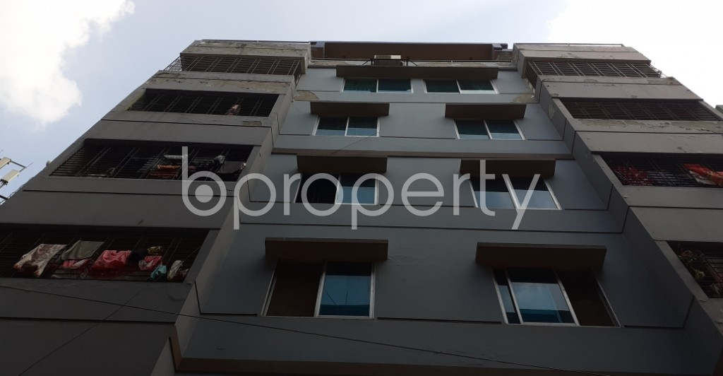 Outside view - 3 Bed Apartment to Rent in Dhanmondi, Dhaka - 1945808