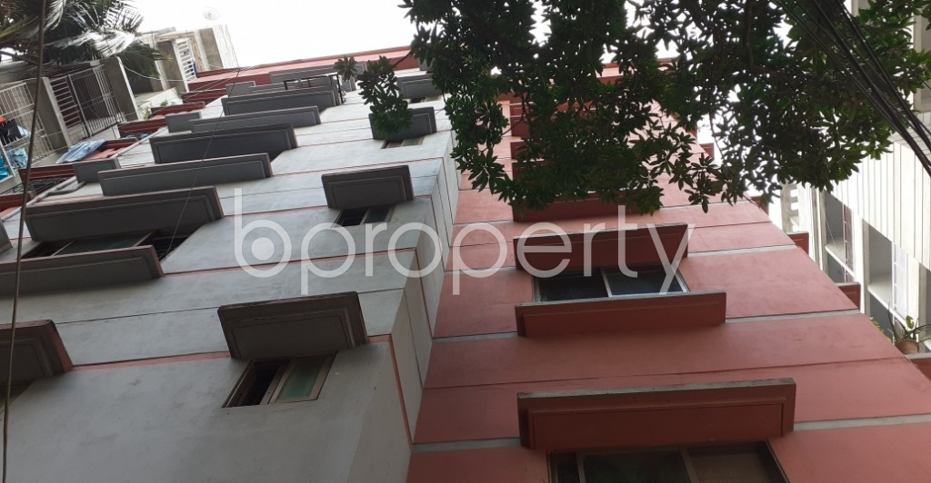 Outside view - 2 Bed Apartment to Rent in Dhanmondi, Dhaka - 1945810