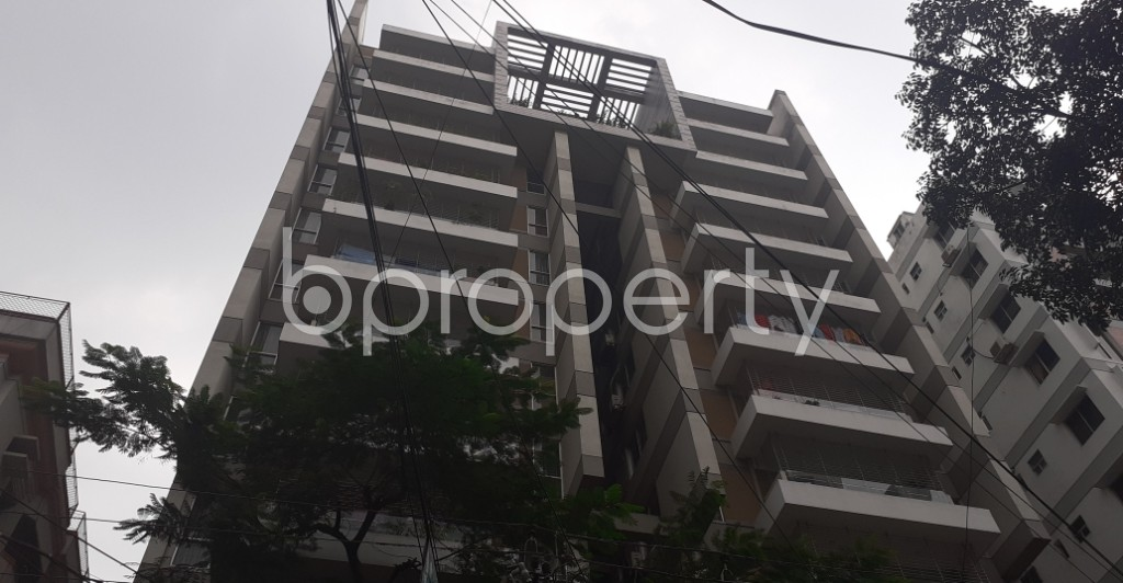 Front view - 3 Bed Apartment to Rent in Dhanmondi, Dhaka - 1945887
