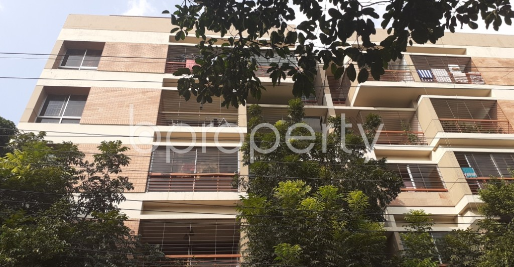 Front view - 3 Bed Apartment to Rent in Dhanmondi, Dhaka - 1945888