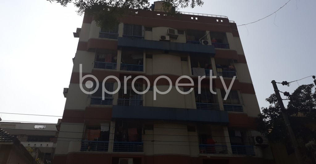 Front view - 3 Bed Apartment to Rent in Dhanmondi, Dhaka - 1945900
