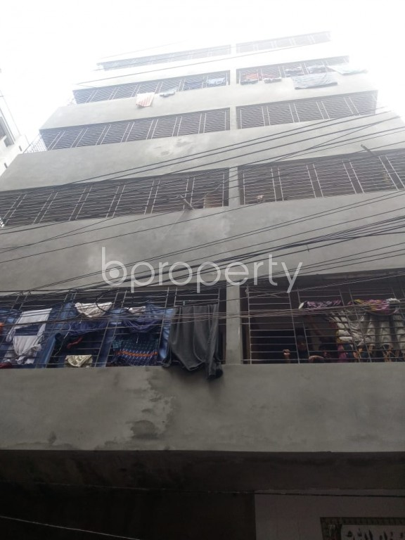 Front view - 2 Bed Apartment to Rent in Kalachandpur , Dhaka - 1945551