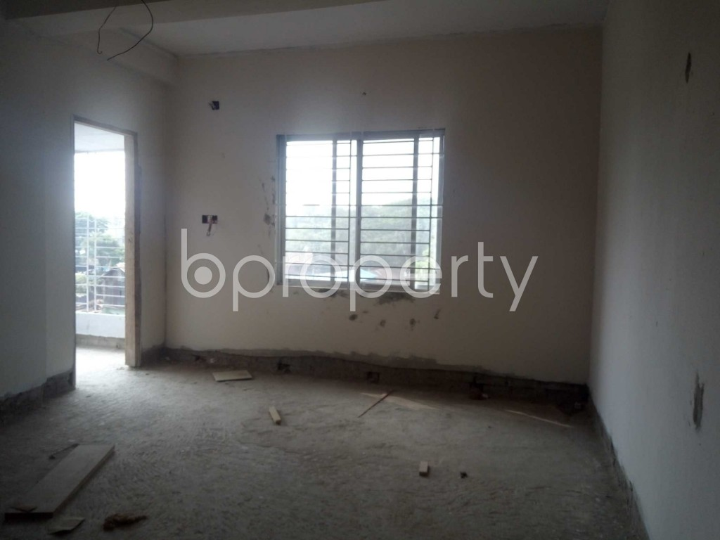 Bedroom - 3 Bed Apartment for Sale in 33 No. Firingee Bazaar Ward, Chattogram - 1945932