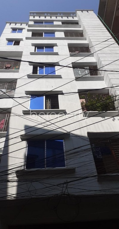 Outside view - 3 Bed Apartment to Rent in Gazipur Sadar Upazila, Gazipur - 1945974
