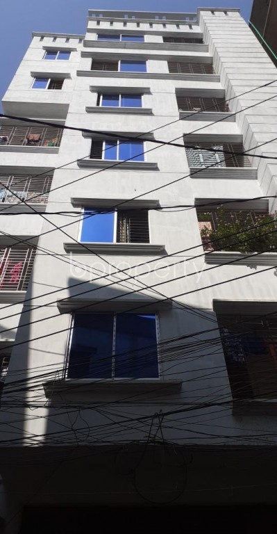 Outside view - 3 Bed Apartment to Rent in Gazipur Sadar Upazila, Gazipur - 1945975