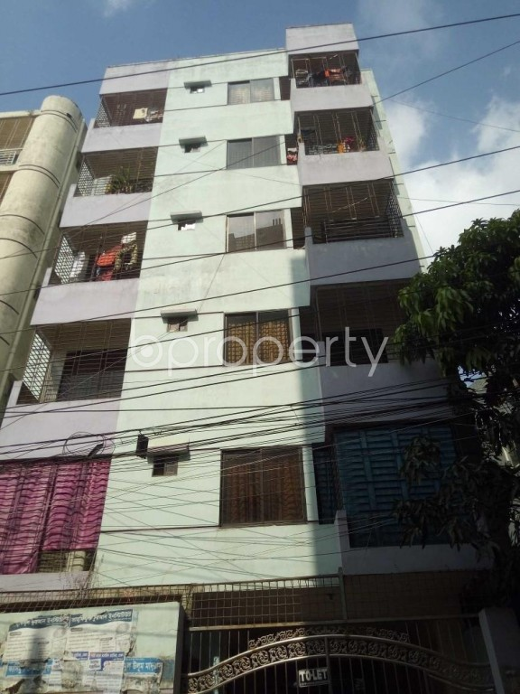 Outside view - 2 Bed Apartment to Rent in Badda, Dhaka - 1945977