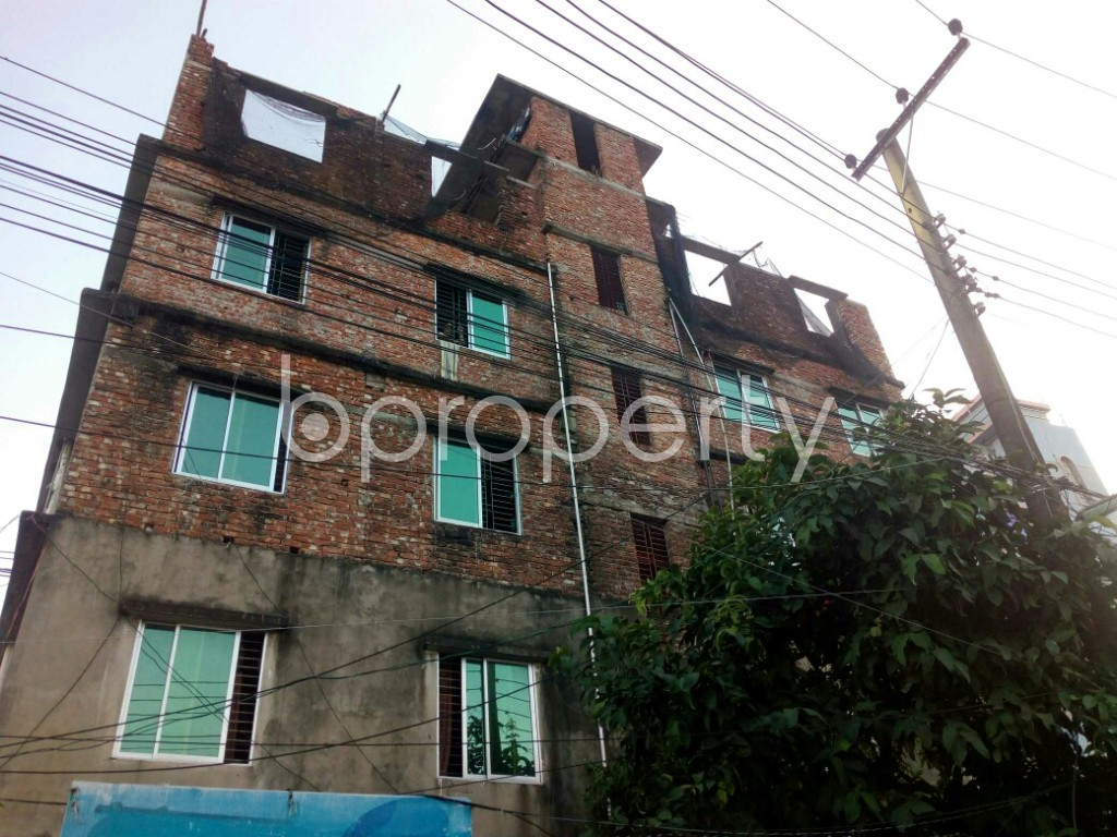 Front view - 2 Bed Apartment to Rent in Double Mooring, Chattogram - 1946014