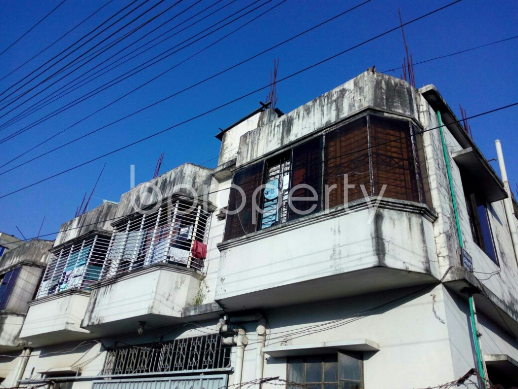 Front view - 2 Bed Apartment to Rent in Double Mooring, Chattogram - 1946023