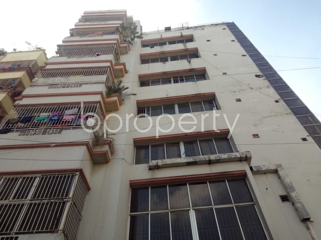 Front view - 2 Bed Apartment to Rent in Badda, Dhaka - 1946052