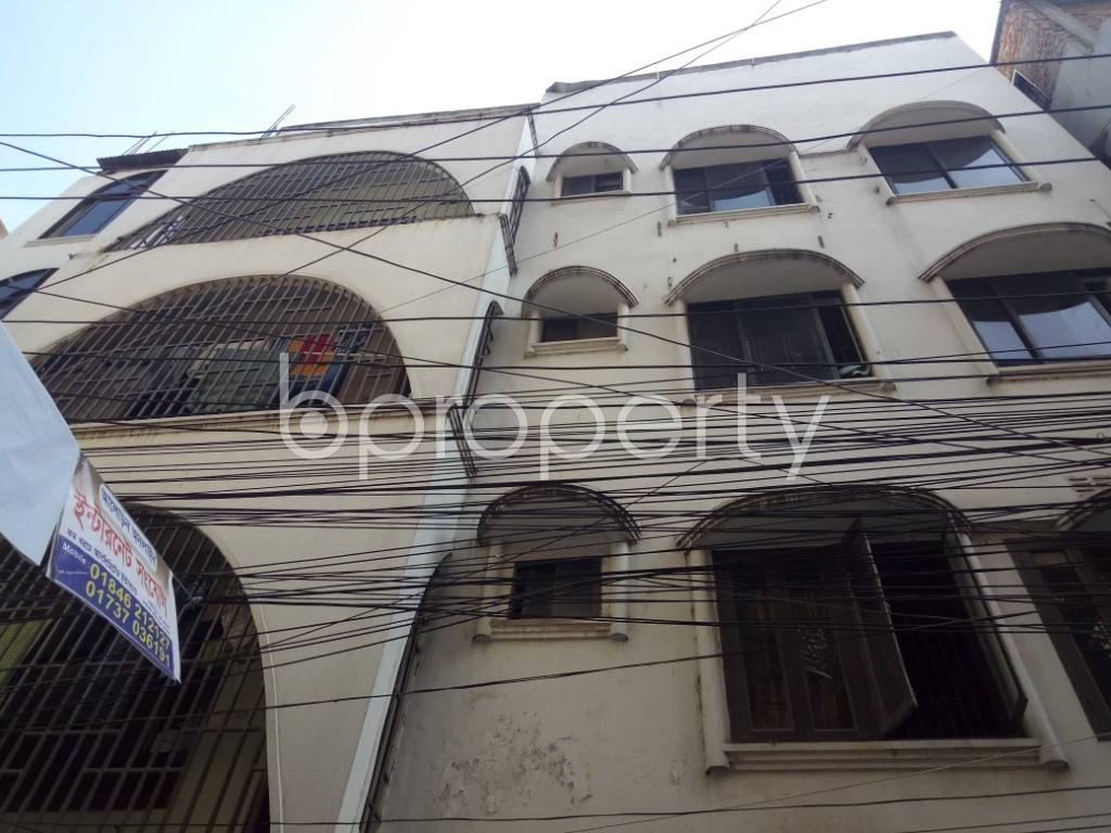 Front view - 3 Bed Apartment to Rent in Dhanmondi, Dhaka - 1946075