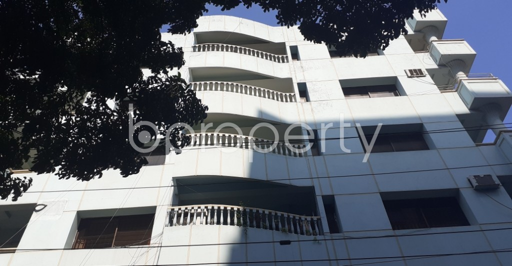 Front view - 4 Bed Apartment for Sale in Gulshan, Dhaka - 1946089