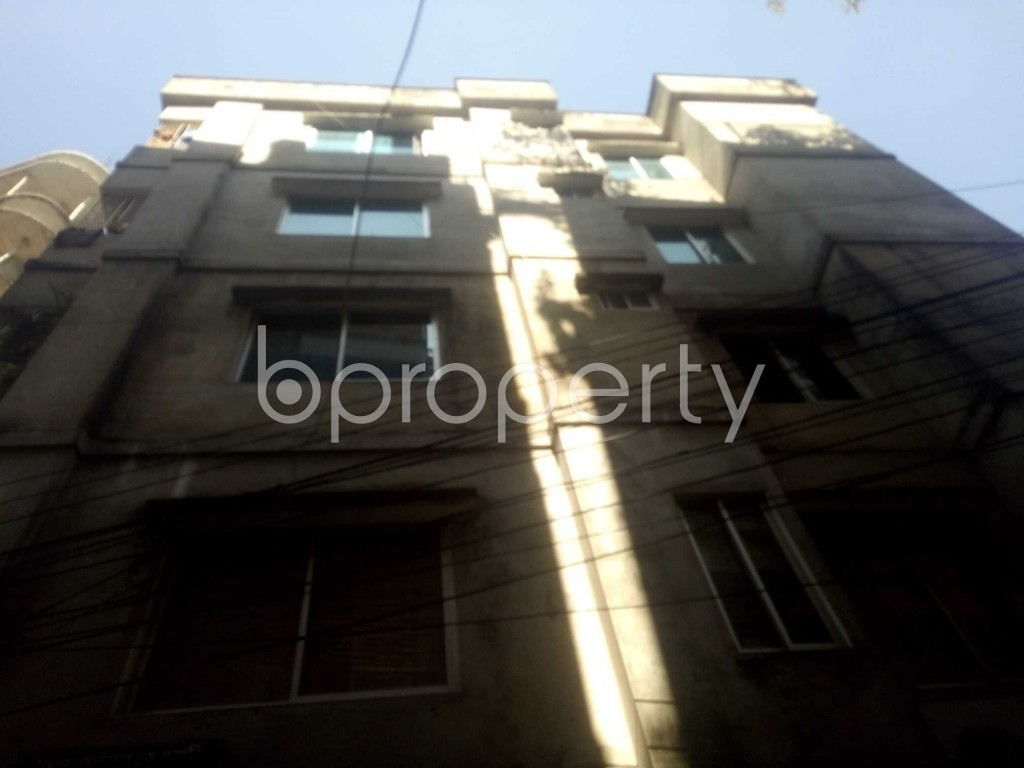 Outside view - 2 Bed Apartment to Rent in Badda, Dhaka - 1946157