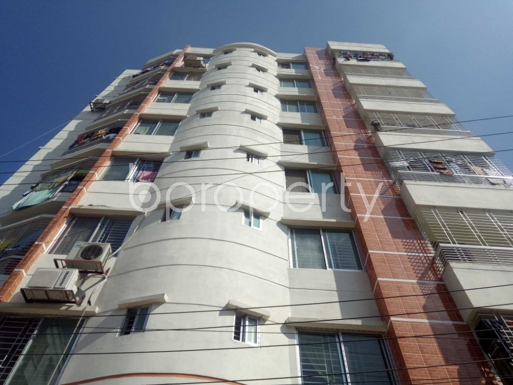 Front view - 2 Bed Apartment to Rent in Badda, Dhaka - 1946162