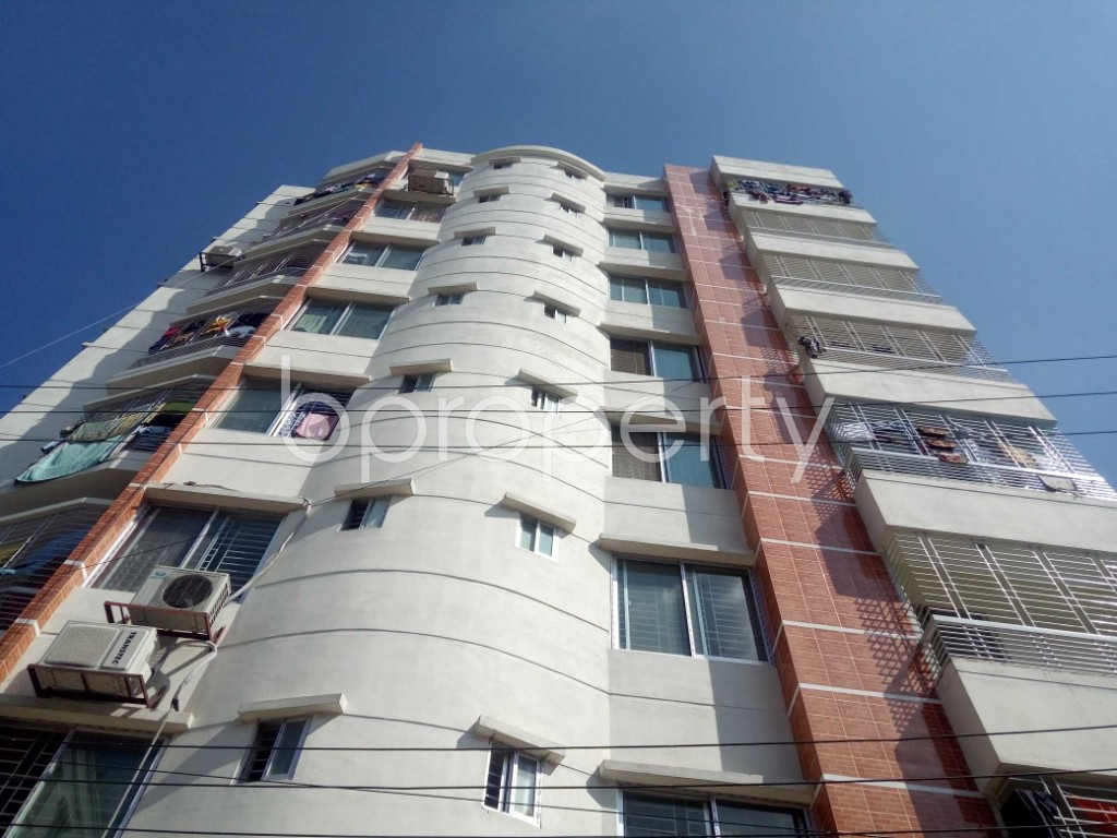 Front view - 2 Bed Apartment to Rent in Badda, Dhaka - 1946165