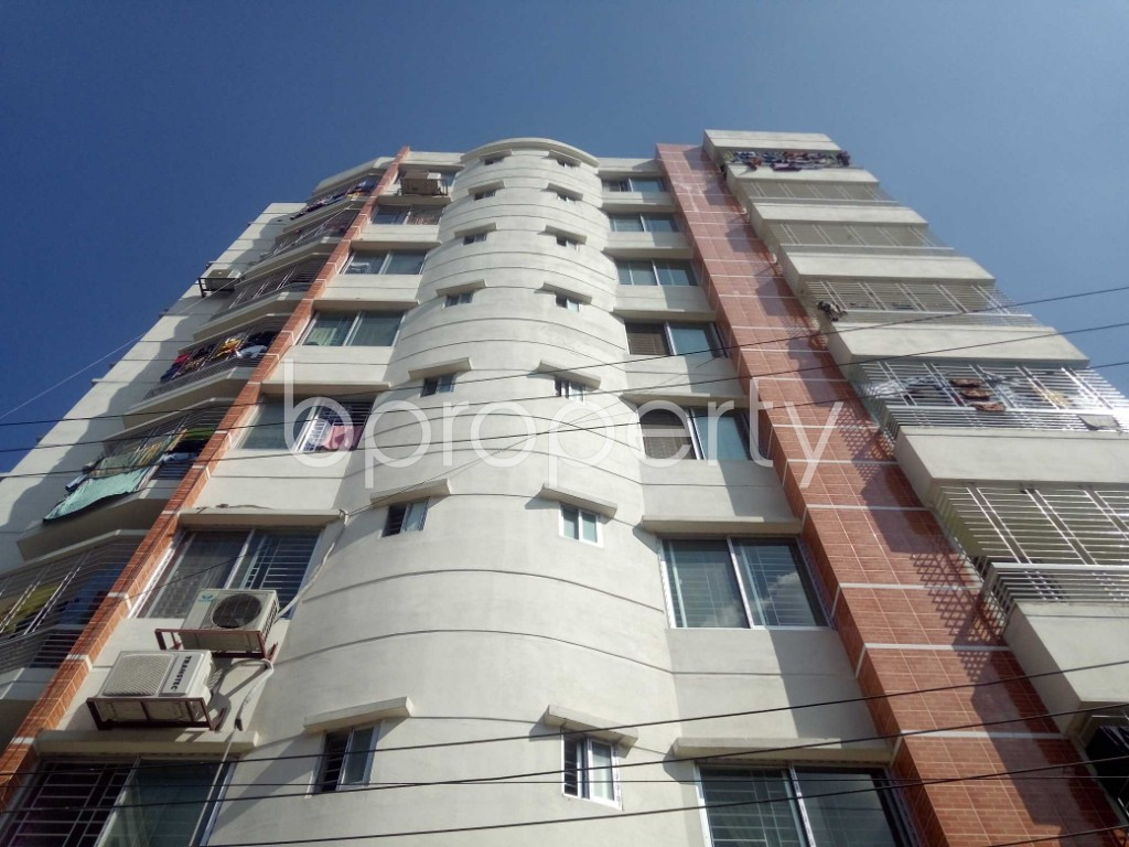 Front view - 2 Bed Apartment to Rent in Badda, Dhaka - 1946166