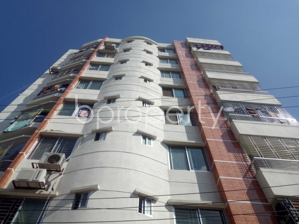 Front view - 2 Bed Apartment to Rent in Badda, Dhaka - 1946167