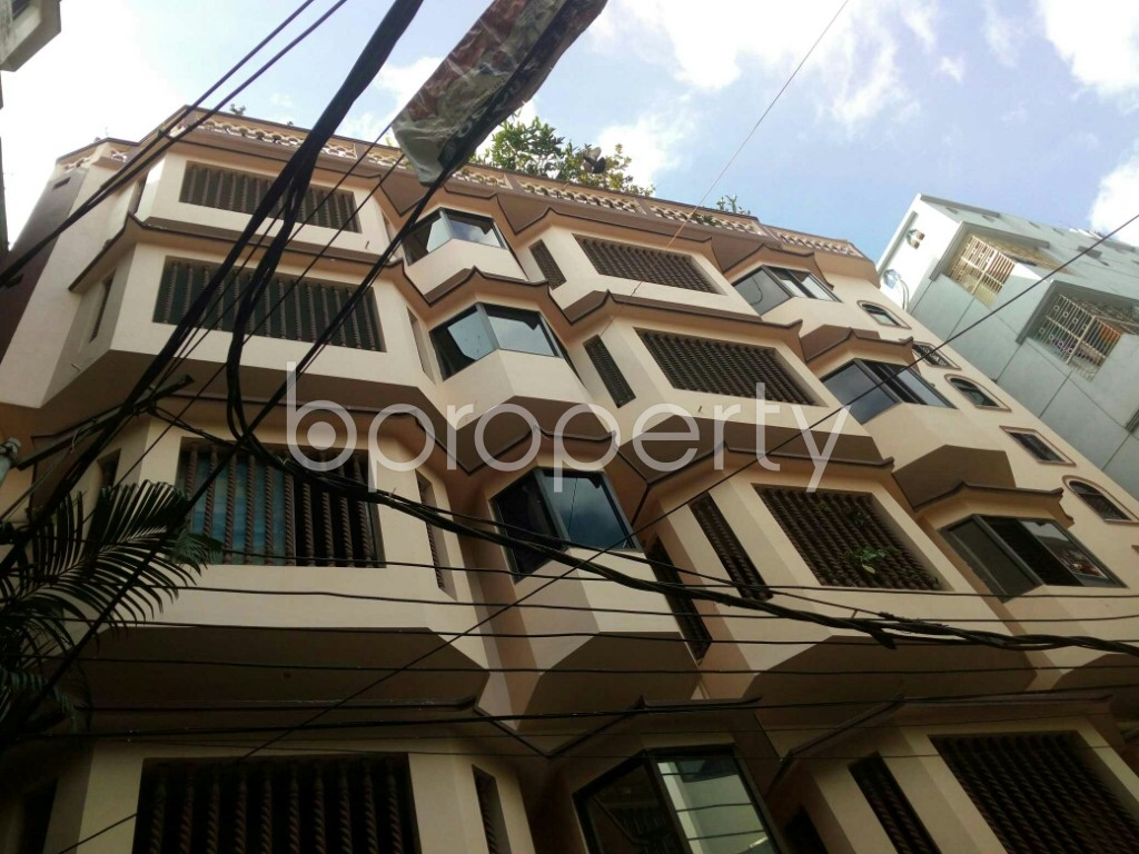Front view - 4 Bed Duplex to Rent in Khulshi, Chattogram - 1946174
