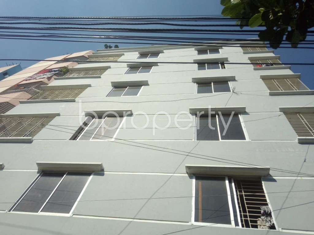Front view - 2 Bed Apartment to Rent in Badda, Dhaka - 1946176