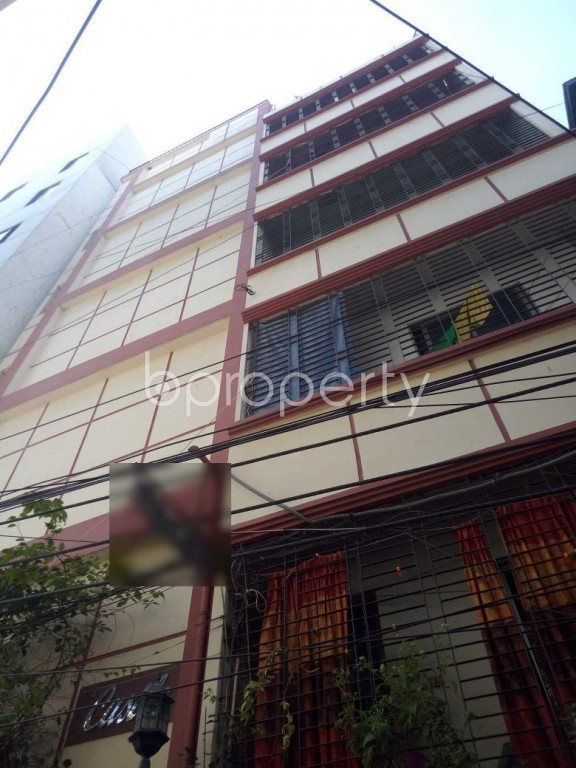 Front view - Office to Rent in Badda, Dhaka - 1946178