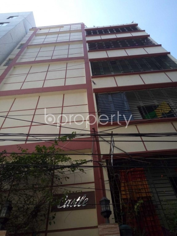 Front view - 2 Bed Apartment to Rent in Badda, Dhaka - 1946180