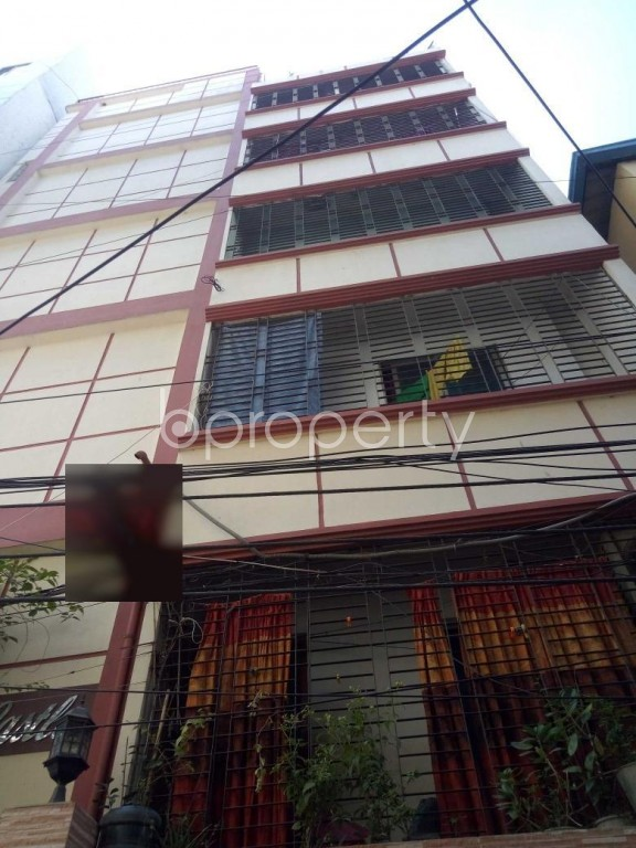 Front view - 2 Bed Apartment to Rent in Badda, Dhaka - 1946181