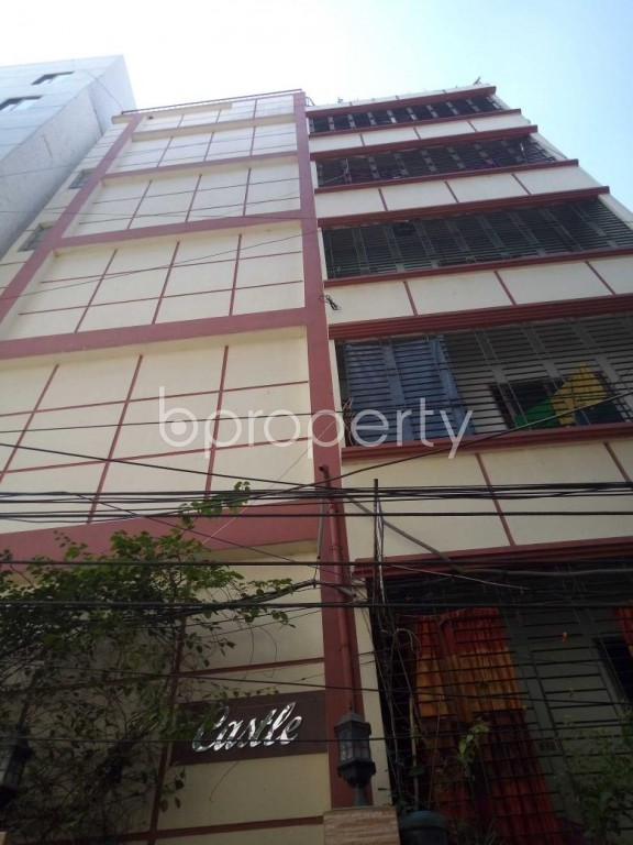 Front view - 2 Bed Apartment to Rent in Badda, Dhaka - 1946183
