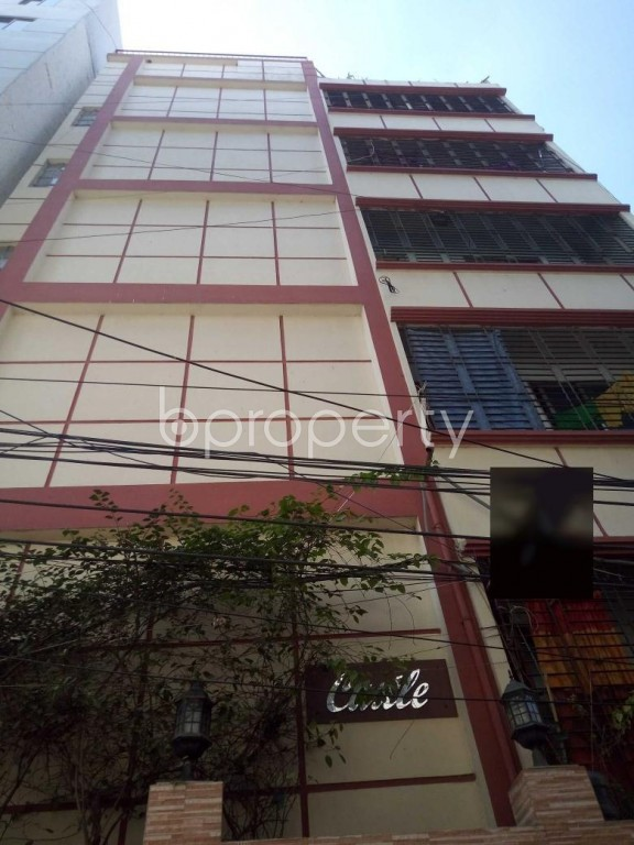 Front view - 2 Bed Apartment to Rent in Badda, Dhaka - 1946186