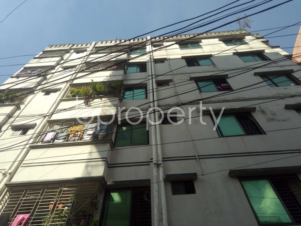 Front view - 2 Bed Apartment to Rent in Badda, Dhaka - 1946217
