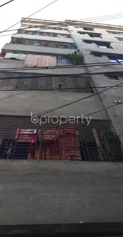 Outside view - 3 Bed Apartment to Rent in Gazipur Sadar Upazila, Gazipur - 1946301