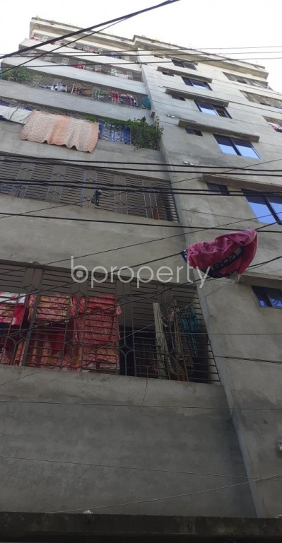 Outside view - 2 Bed Apartment to Rent in Gazipur Sadar Upazila, Gazipur - 1946302