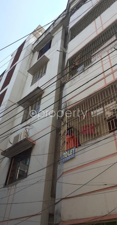 Outside view - 2 Bed Apartment to Rent in Gazipur Sadar Upazila, Gazipur - 1946304