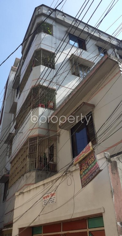 Outside view - 2 Bed Apartment to Rent in Gazipur Sadar Upazila, Gazipur - 1946307