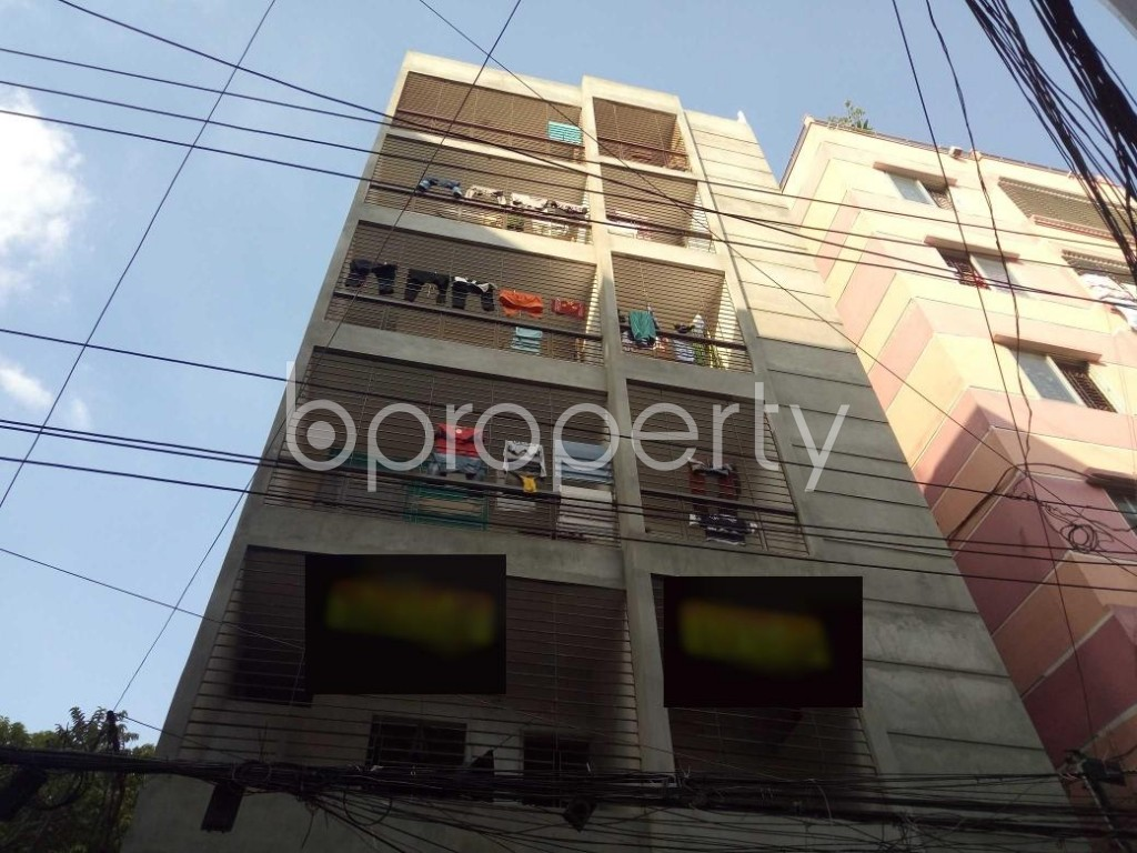 Front view - 3 Bed Apartment to Rent in Lalbagh, Dhaka - 1946310