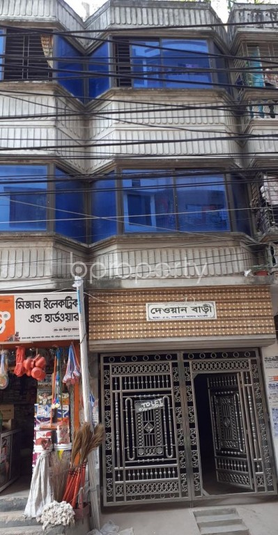 Outside view - 2 Bed Apartment to Rent in Gazipur Sadar Upazila, Gazipur - 1946322