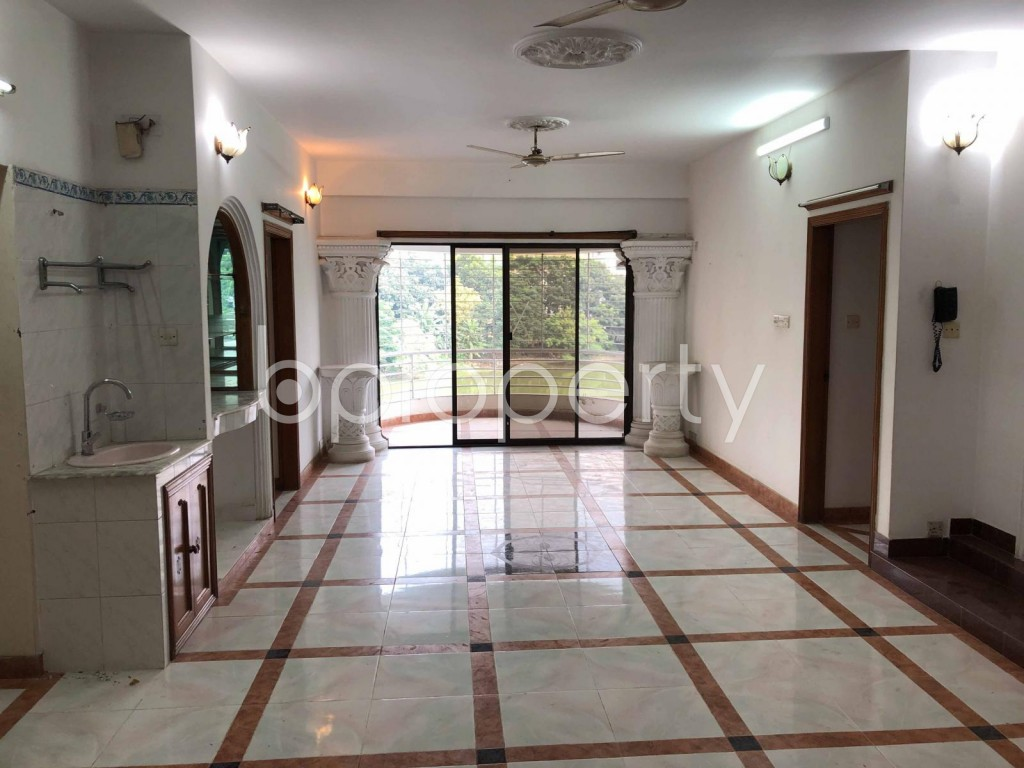 Dining area - 4 Bed Apartment to Rent in Gulshan, Dhaka - 1941818
