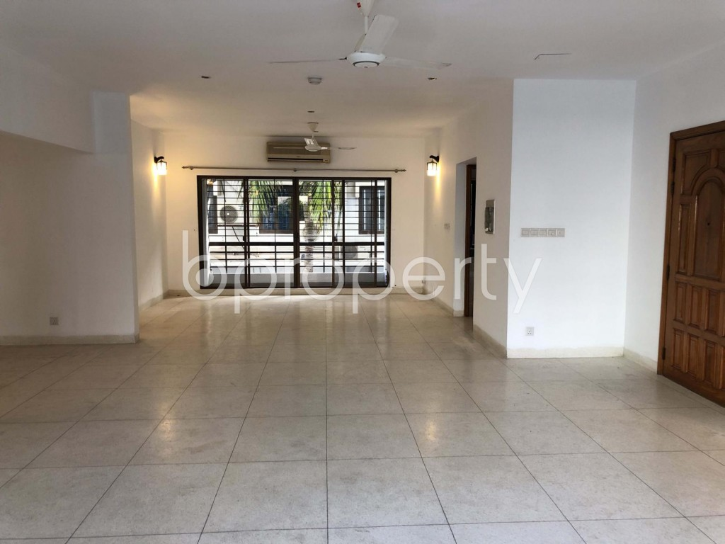 Dining area - 3 Bed Apartment for Sale in Gulshan, Dhaka - 1936233