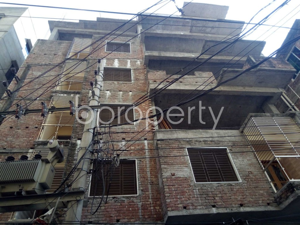 Front view - 3 Bed Apartment to Rent in Dhanmondi, Dhaka - 1946512