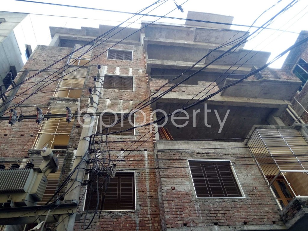 Front view - 3 Bed Apartment to Rent in Dhanmondi, Dhaka - 1946514