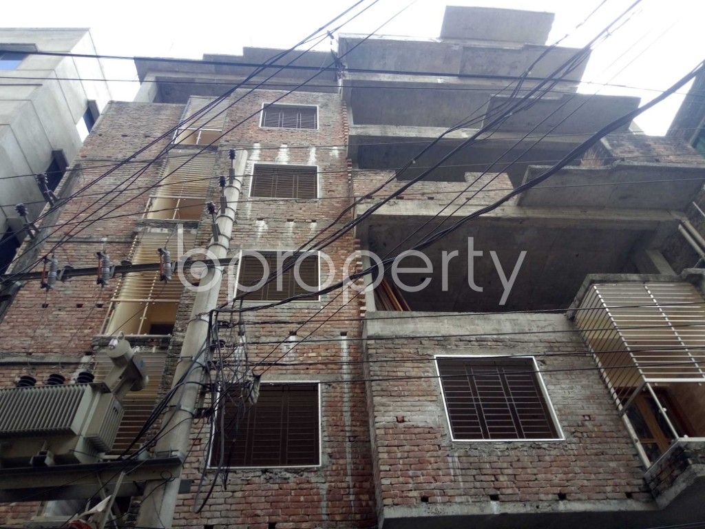 Front view - 3 Bed Apartment to Rent in Dhanmondi, Dhaka - 1946519