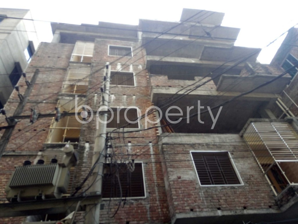 Front view - 3 Bed Apartment to Rent in Dhanmondi, Dhaka - 1946521