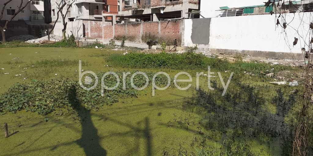 Front view - Plot for Sale in Bashundhara R-A, Dhaka - 1946528