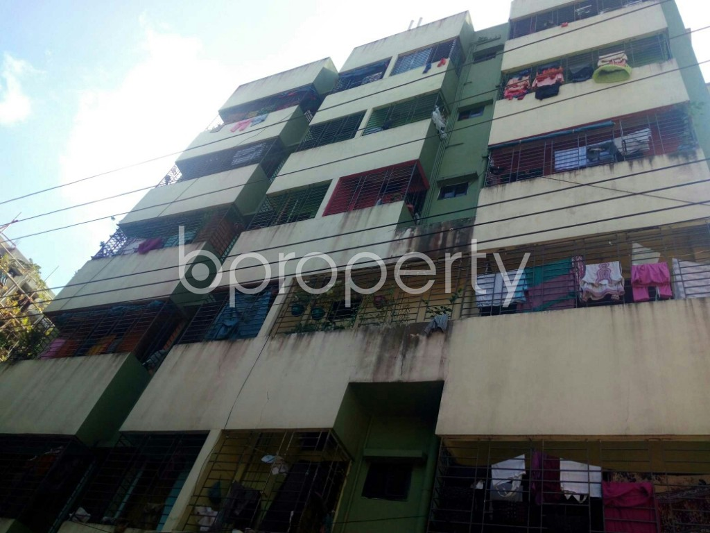 Outside view - 3 Bed Apartment for Sale in Bayazid, Chattogram - 1946552