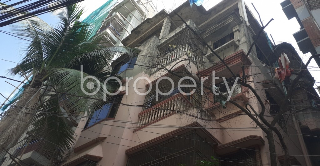 Outside view - 3 Bed Apartment to Rent in Dhanmondi, Dhaka - 1946598