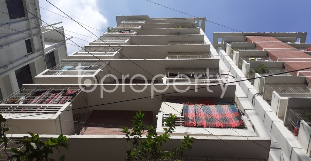 Outside view - 3 Bed Apartment for Sale in Dhanmondi, Dhaka - 1946601